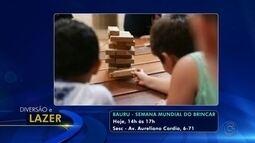 Fernanda Ubaid traz as atrações da Agenda de Cultura e Lazer