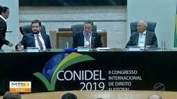 Capital recebe II Congresso Internacional de Direito Eleitoral