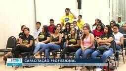 Funcionários contratados por empresas recebem capacitação em Palmas