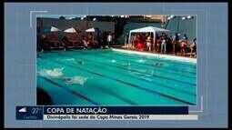 Divinópolis sedia 2ª fase da Copa Minas Gerais de Natação