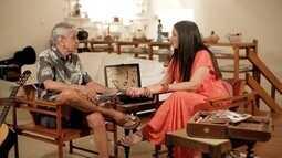 Belô Velloso recebe Caetano Veloso para uma conversa emocionante e cheia de memórias