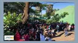 Rondônia registra manifestações em quatro cidades aqui do Estado