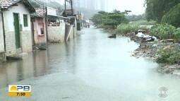 Cidades na Região de João Pessoa já receberam mais de 200 mm de chuvas em junho