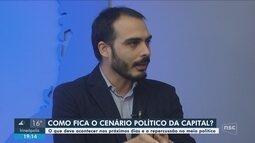 Comentarista analisa cenário político e possíveis desdobramentos da Operação Chabu