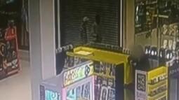 Polícia tenta identificar ladrões que assaltaram joalheria em shopping de Araçatuba