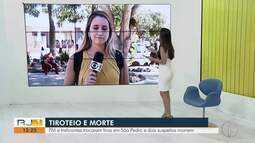 PM e traficantes trocam tiros em Cabo Frio, RJ, e dois suspeitos morrem