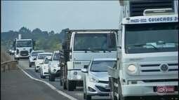 Ponte na Rodovia João Melão é interditada nesta quarta-feira