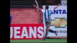 2008: Avaí vence o Fortaleza na Ressacada