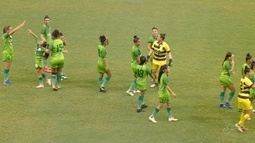 Iranduba é goleado pelo Santos em casa pelo Brasileiro feminino