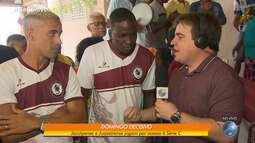 Jacuipense e Juazeirense podem garantir acesso à série C do Brasileiro no domingo