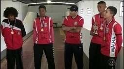 Na região de Avaré, um time formado por jovens se destaca nos Jogos Regionais de Sorocaba