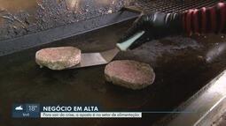 Comércio de alimentos anima abertura de pequenos negócios nos bairros de Ribeirão Preto