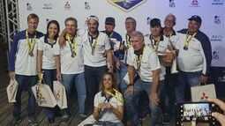Semana Internacional de Vela, em Ilhabela, termina com conquista do veleiro Rudá