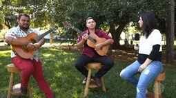 Lucas e Evandro no Mostre Seu Talento!