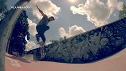 Veja tudo o que rolou na tour do skate com Dieguinho Araújo