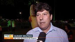 Micareta Sol atrai centenas de foliões em Pirapora