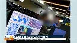 Bingos funcionam de forma irregular em Fortaleza