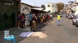 Adolescente morre atropelado por ônibus em Juiz de Fora