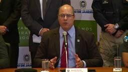 Governador do Rio, Witzel diz que vai ao STF para autorizar ação de snipers