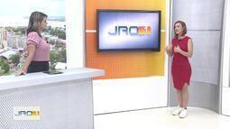 Destaques Esportivos no JRO1