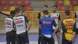 Equipe de Futsal de Sorocaba embarca para Tailândia para disputar Mundial de Clubes