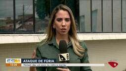 Homem morre após dar soco em vidro em Linhares, ES
