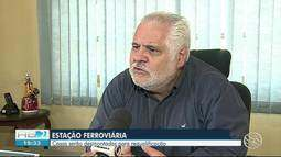 Estação Ferroviária em Caruaru será revitalizada
