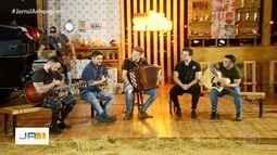 Veja os bastidores da gravação do programa Bem Sertanejo, em Goiânia