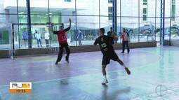 """Os """"Vikings"""" estão na final do campeonato estadual de handball"""