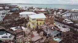 Tempestade atinge Bahamas duas semanas após destruição causada pelo furacão Dorian