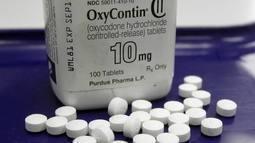 Pontual: empresa apontada como vilã na crise dos opioides pede concordata