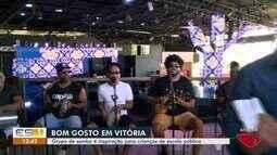 Grupo Bom Gosto grava DVD em Vitória neste domingo