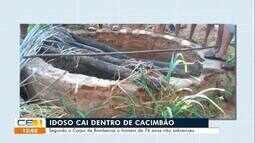 Idoso morre ao cair dentro de cacimbão em Parambu