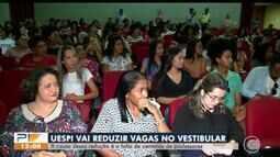 Audiência discute redução na oferta de vagas da Uespi