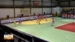 Time de futsal de Dracena vence partida pela Liga Paulista