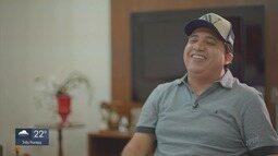 Locutor de rodeios Adriano do Vale teve carreira impulsionada por reportagem da EPTV