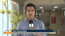 Funcionários de lanchonete são vítimas de arrastão em Campina Grande