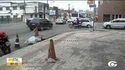 Morador de rua é encontrado morto na Praça da Faculdade