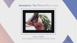 Confira a exposição 'Amazônia Tão Perto/Tão Longe', de Dulce Helfer