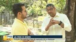 Bom Dia Responde de Goiás tira dúvidas sobre o Enem