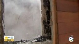 Incêndio destrói bar tradicional de bairro de Campo Grande