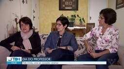 Em homenagem ao Dia dos Professores, irmãs contam como é se dedicar a profissão