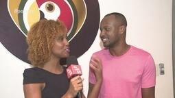 Parte 2: Jaque também conversa com o cantor Thiaguinho