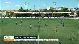 Final da Taça das Favelas será transmitida ao vivo