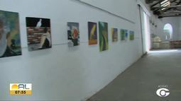 Vários artitas plásticos participam de exposição