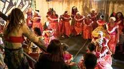 Tradição do tambor de crioula no Maranhão é destaque no Repórter Mirante