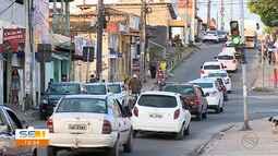 Mudança no trânsito altera rotina nos Bairros Santos Dumont e Dom Luciano