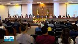 Plano para o desenvolvimento de Sergipe pelos próximos dez anos é apresentado no TCE