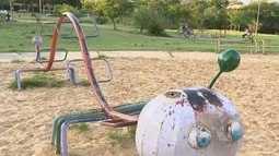 Parques e academias ao ar livre vandalizados prejudicam uso de moradores em Sorocaba