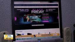 É preciso ter cuidado para não cair em golpes na Black Friday pela internet